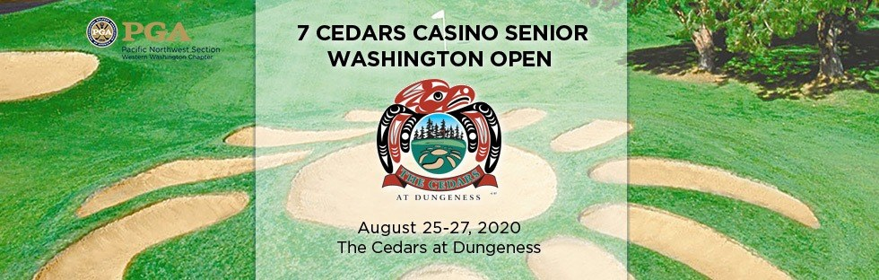 7 Cedars Casino Senior Washington Open - NEW DATE! @ The Cedars at Dungeness | Sequim | Washington | United States