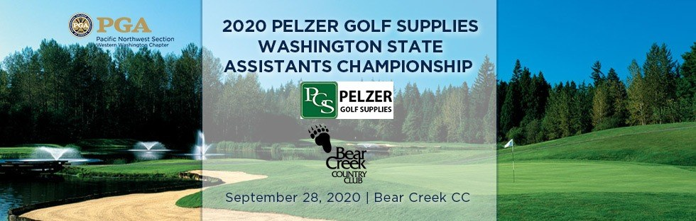 2020 Pelzer Golf Supplies Washington State Assistants Championship @ Bear Creek CC | Woodinville | Washington | United States