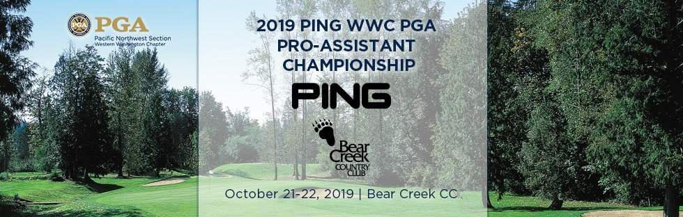 2019 PING WWC PGA Pro-Assistant Championship @ Bear Creek CC | Woodinville | Washington | United States