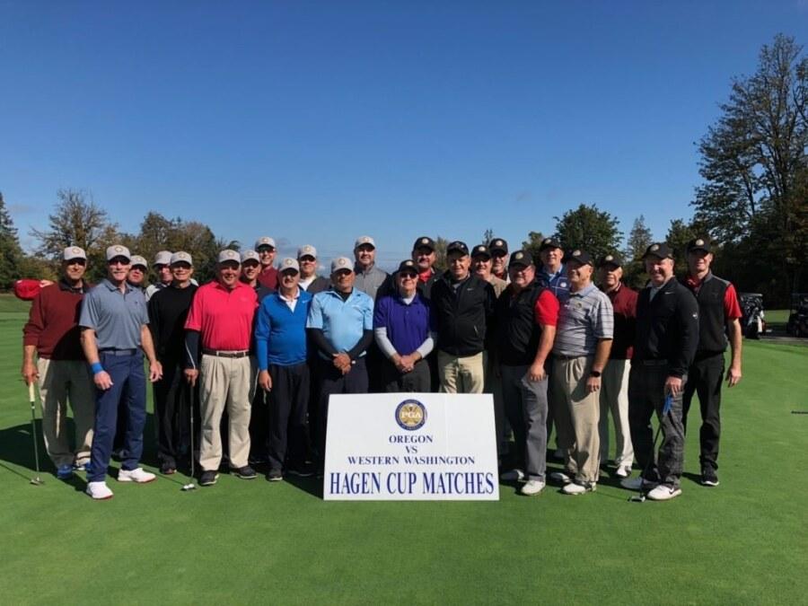 Hagen Cup Senior Oregon/WWC Matches @ Salish Cliffs GC | Shelton | Washington | United States