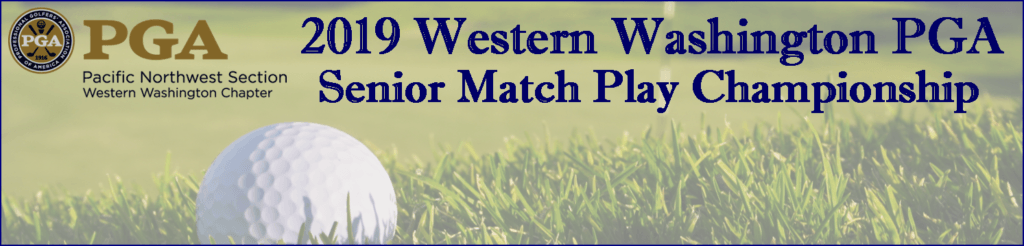 2019 Senior Match Play Championship