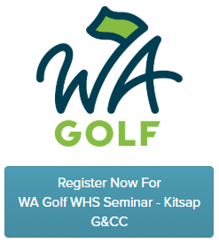 WA Golf - World Handicap System 2020 @ Kitsap G&CC | Bremerton | Washington | United States